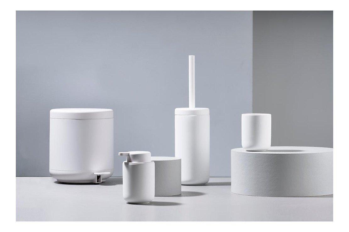 Zone Seifenspender Ume Keramik 0,25 l Soft Touch weiß matt - Pic 3
