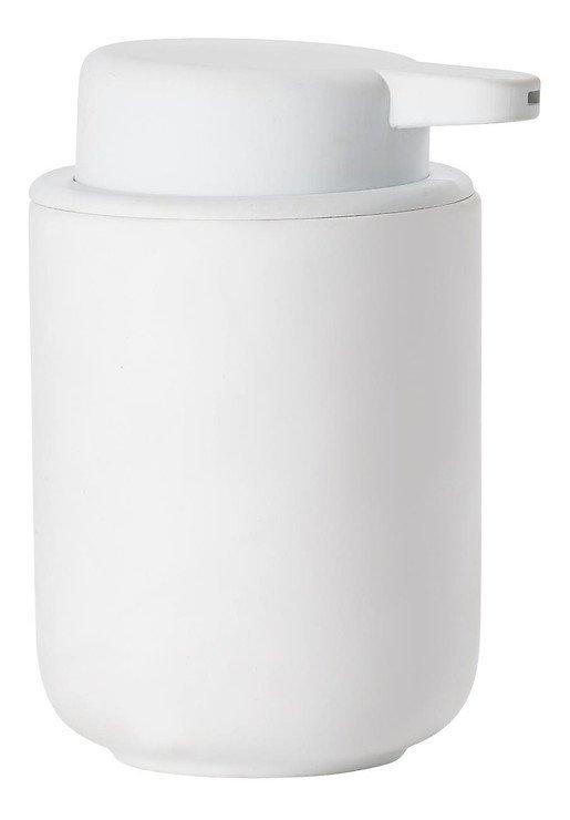 Zone Seifenspender Ume Keramik 0,25 l Soft Touch weiß matt - Pic 1