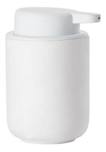 Zone Seifenspender Ume Keramik 0,25 l Soft Touch weiß matt