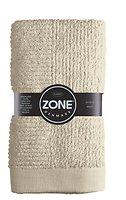 Zone Handtuch Classic Baumwolle 100 x 50cm sand