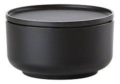 Zone Schüssel mit Deckel Peili 24 x 13,2 cm Melamin schwarz