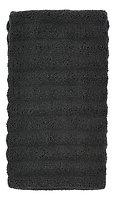 Zone Handtuch Prime 100 x 50 cm Baumwolle 600g grau