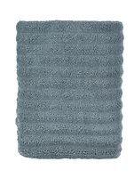 Zone Badetuch Prime 140 x 70 cm Baumwolle 600g graublau