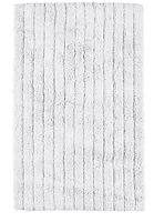 Zone Badematte Prime 80 x 50 cm Baumwolle weiß