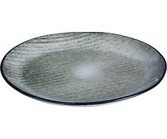 Broste Dessertteller Nordic Sea 20 cm Keramik grau