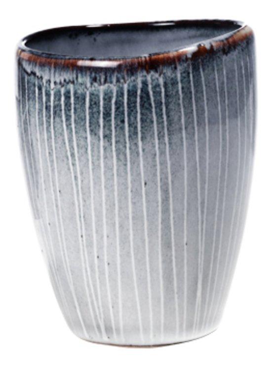 Broste Becher Nordic Sea 250 ml Keramik grau - Pic 1