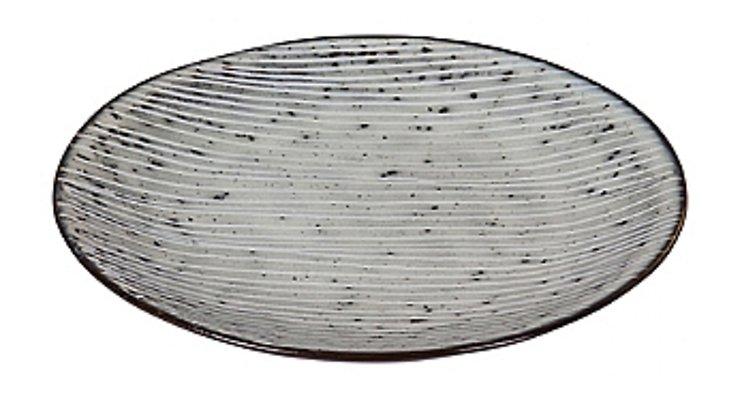 Broste Teller Nordic Sea 15 cm Keramik grau