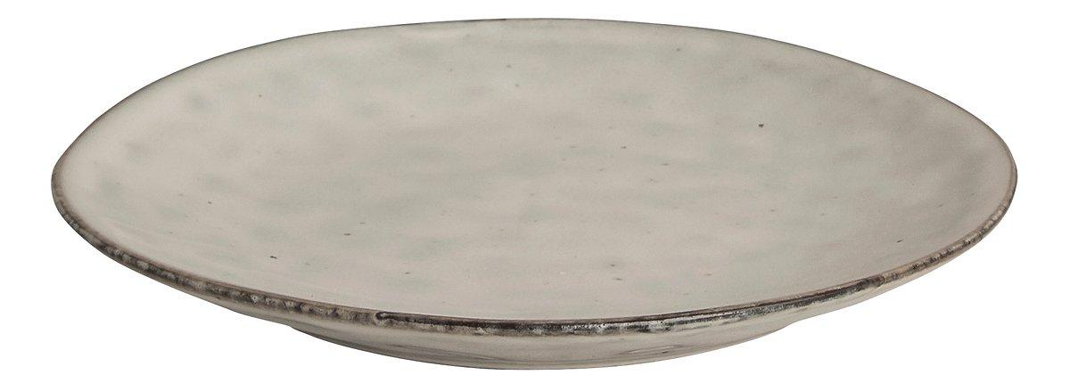 Broste Speiseteller Nordic Sand 26 cm Keramik sand - Pic 1