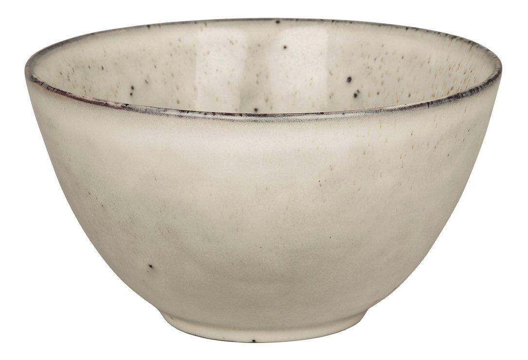Broste Müslischale Nordic Sand 15 cm Keramik sand - Pic 1