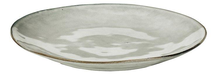 Broste Speiseteller Nordic Sand 31 cm Keramik sand