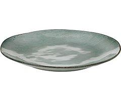 Broste Speiseteller Nordic Sea 31 cm Keramik grau