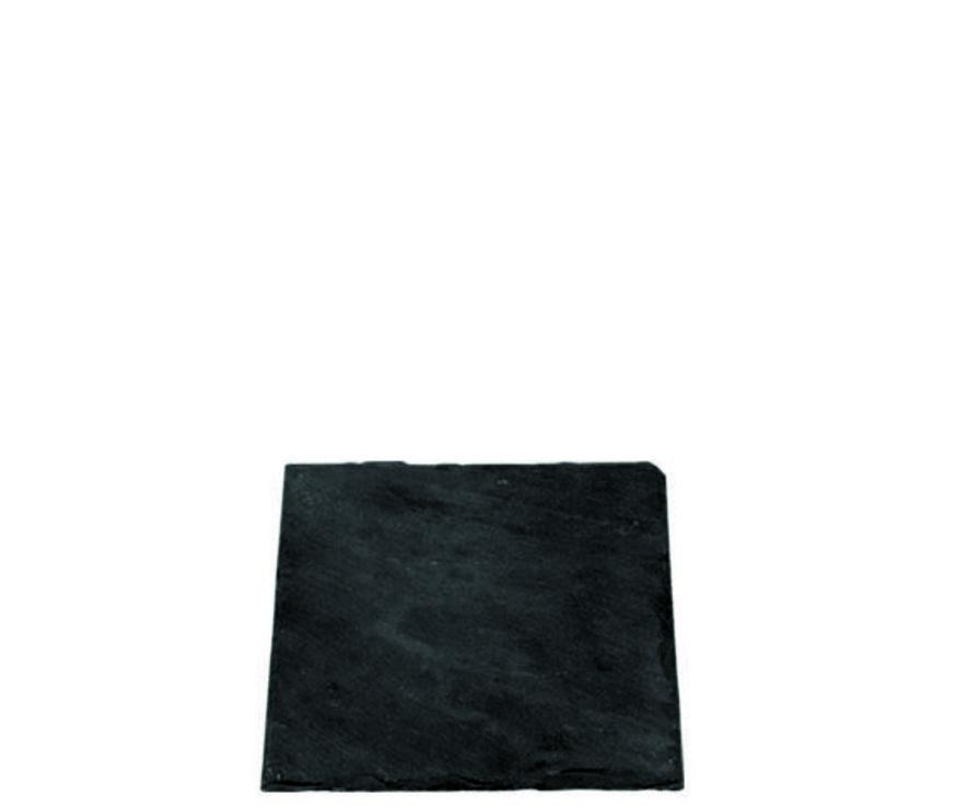 Broste Schieferplatte eckig 10 x 10 cm - Pic 1