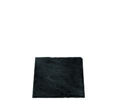 Broste Schieferplatte eckig 10 x 10 cm