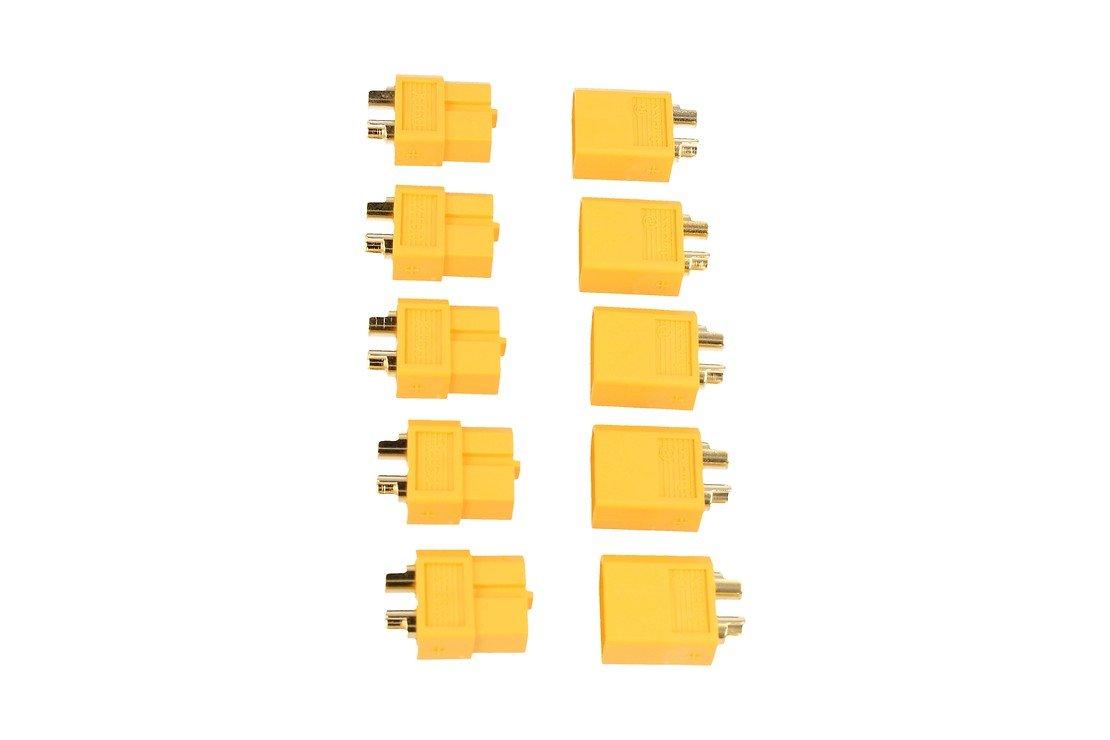 XT60 Stecker und Kupplung 5 Paar - Pic 1