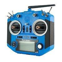 FrSky Taranis X7S Fernsteuerung Mode2 Blau und RXSR Empfänger GRATIS
