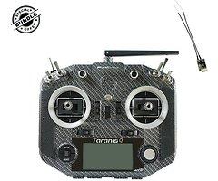 FrSky Taranis Q X7S Fernsteuerung Mode2 Carbon und R-XSR Empfänger
