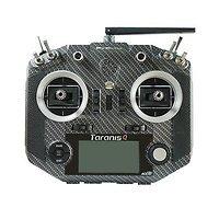 FrSky Taranis X7S Fernsteuerung Mode2 Carbon und RXSR Empfänger GRATIS