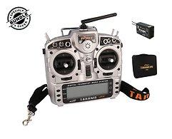 FrSky Taranis X9D Plus + R-X8R Empfänger und Soft Case EVA