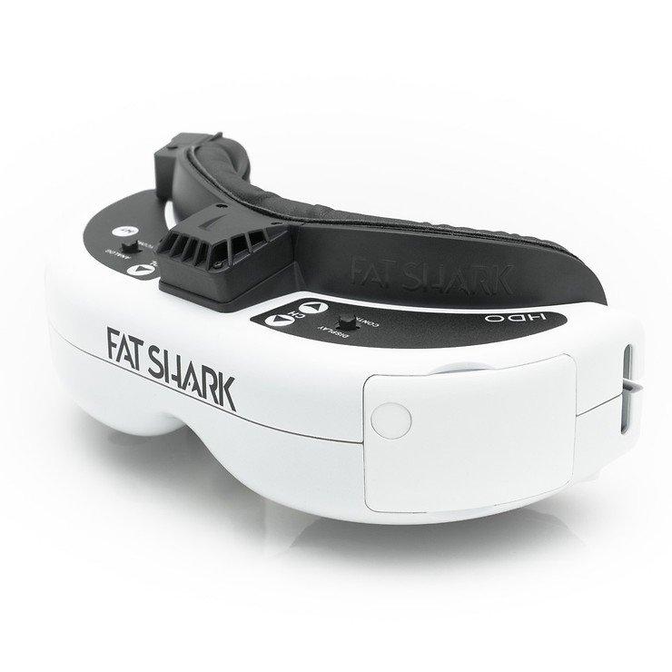 Fat Shark Dominator HDO + Furious FPV True-D Diversity - Pic 5