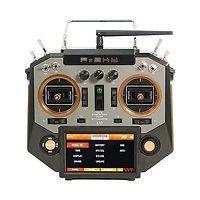 FrSky Horus X10S Fernsteuerung Amber mit R9M Long Range Modul Softcase