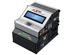 HiTec Ladegerät X1 Pro + ePowerBox 17A Combo