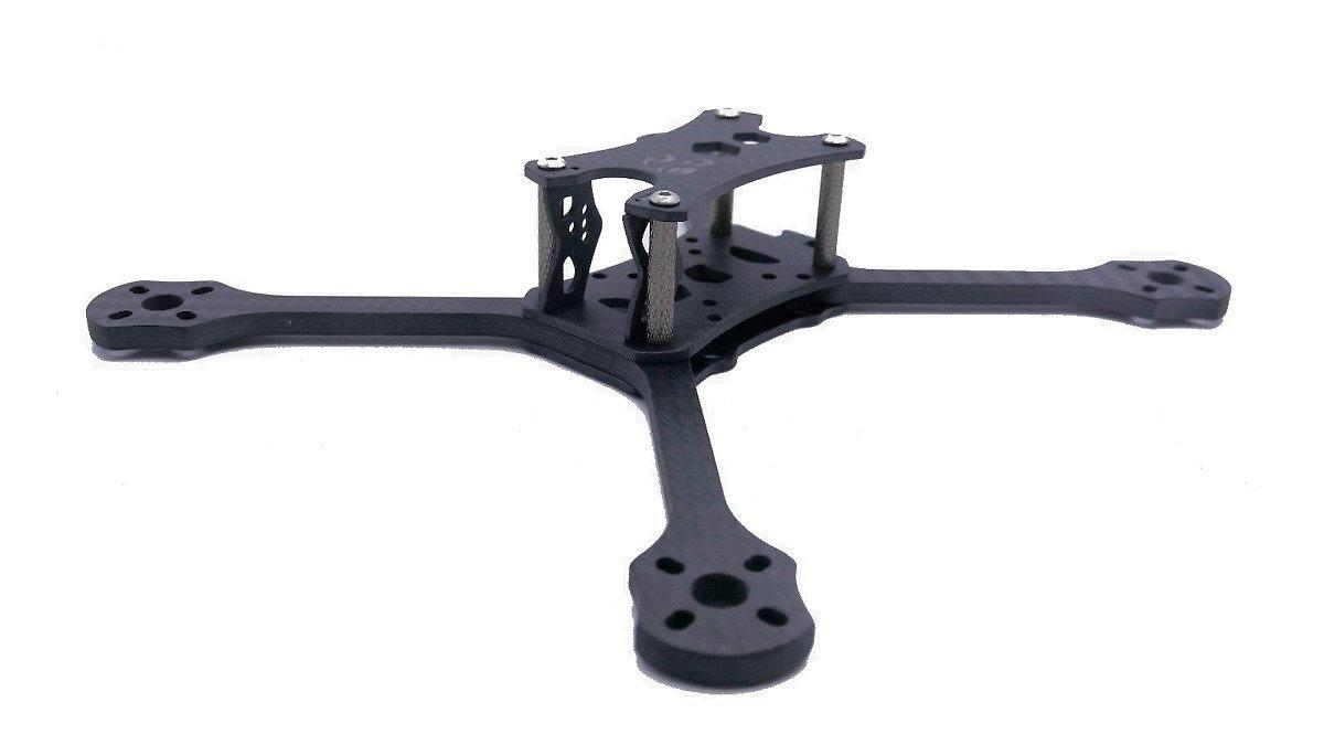 CherryCraft Stamina 5 Zoll 5mm Racecopter Drohnen Frame - Pic 1