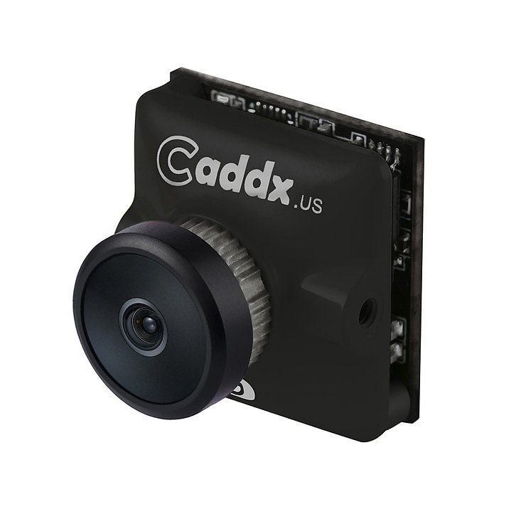Caddx Turbo micro F2 FPV Kamera - schwarz 2.1 Linse 16:9 - Pic 1
