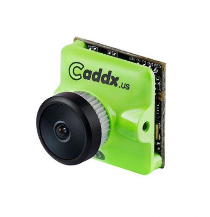 Caddx Turbo micro F2 FPV Kamera - grün 2.1 Linse 16:9 - Pic 1