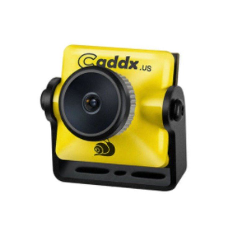 Caddx Turbo micro F1 FPV Kamera - gelb 2.1 Linse 4:3 - Pic 2