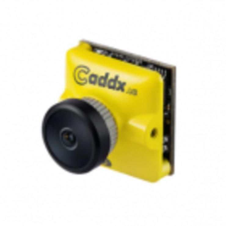 Caddx Turbo micro F2 FPV Kamera Gelb 2.1 Linse 16:9 - Pic 1