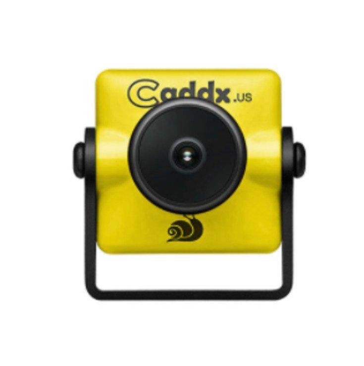 Caddx Turbo micro F2 FPV Kamera Gelb 2.1 Linse 4:3 - Pic 3
