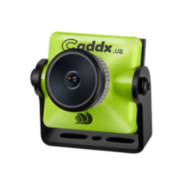 Caddx Turbo SDR2 FPV Kamera - grün 2.1 Linse - Pic 2