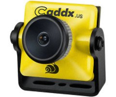 Caddx Turbo SDR2 FPV Kamera - gelb 2.1 Linse