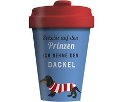 Chic.Mic BambooCUP ToGo Becher Kein Prinz