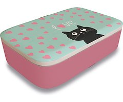 Chic.Mic Lunchbox Classic Cat
