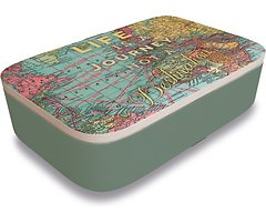 Chic.Mic Lunchbox Classic Map