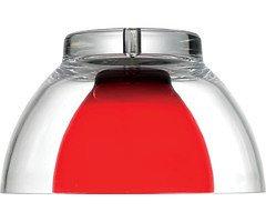 Colors by Copenhagen Combo Pendelleuchte 26 x 16 cm rot