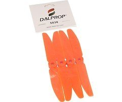DAL 5030 Propeller Orange 2xCW 2xCCW