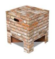 Dutch Design Brand Papphocker - Brick