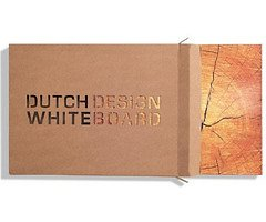 Dutch Design Brand Whiteboard - Tree Trunk