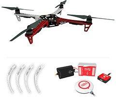 DJI Flame Wheel F450 ARF + NAZA-M Lite + GPS + Landing Skid