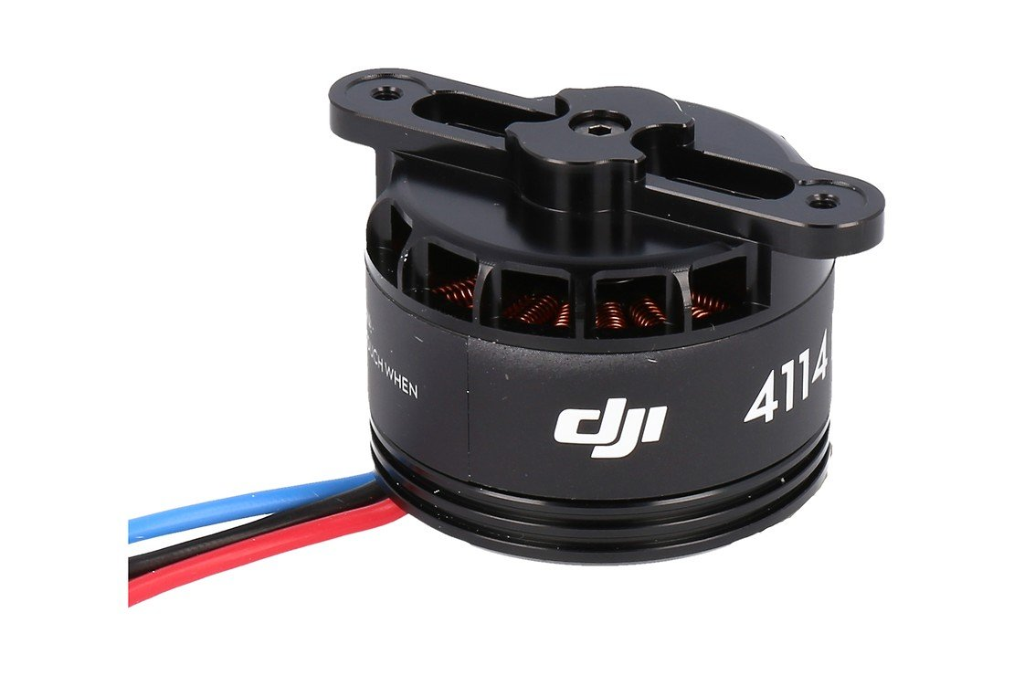 DJI S900 Part 21 4114 Motor with black Prop cover - Pic 1