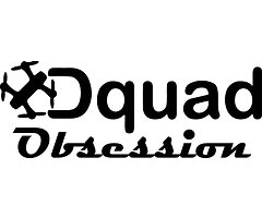 Dquad Obsession FPV side plate im 2er Set