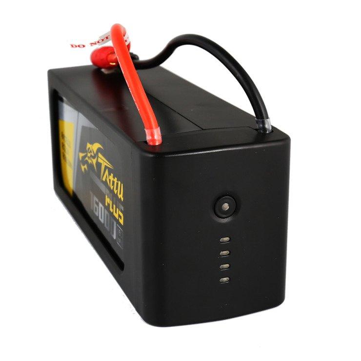 Tattu Batterie Lipo Akku 16000mAh 6S1P 22,2V 15C - Pic 2