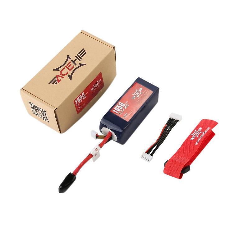 Acehe Batterie Lipo Akku 1650mAh 4S 100C - Pic 4