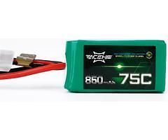 Acehe Batterie LiPo Akku 850mAh 3S 75C