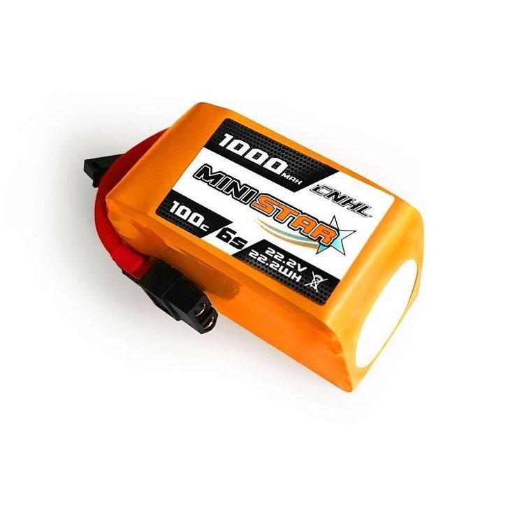 CNHL Ministar Batterie Lipo Akku 1000mAh 6S 120C - Pic 1