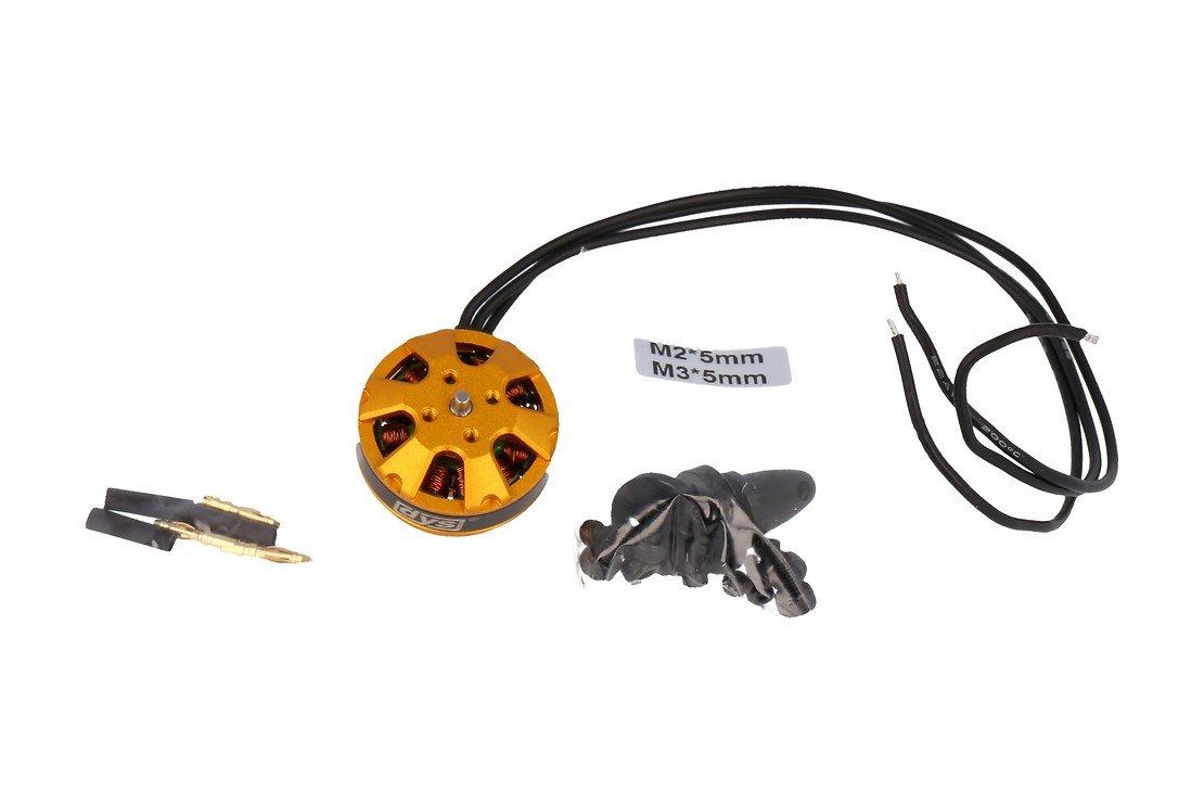 Dys Motor BE2204 2400kv - Pic 2