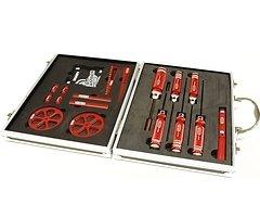 EDS Setup Werkzeug Set 15 Tlg. für 1/10 RC-Cars
