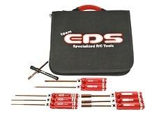 EDS Werkzeugset 9 Teilig mit Tasche